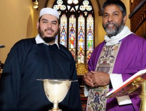 The Scottish Episcopal Church In Aberdeen Opens Doors To Muslims