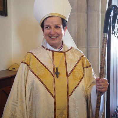 Bishop Anne Dyer