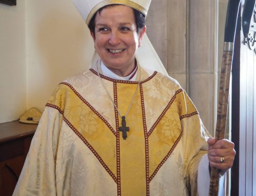 Scottish Episcopal Church Finally Gets To Elect Its First Woman Bishop