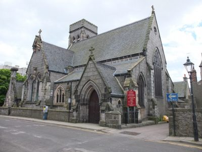 St John's Scottish Episcopal Church, St John's Place, Aberdeen