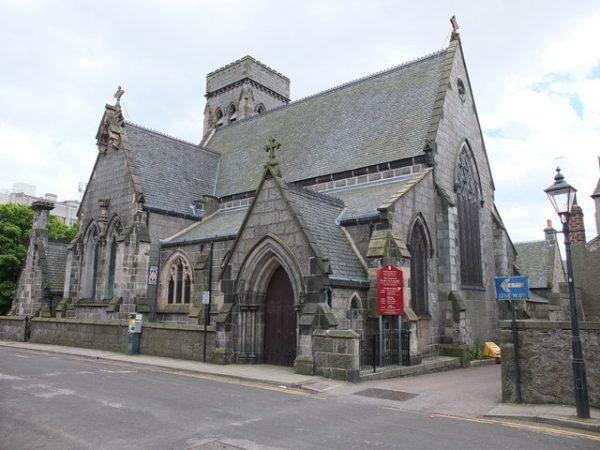 St John's Scottish Episcopal Church, St John's Place, Aberdeen